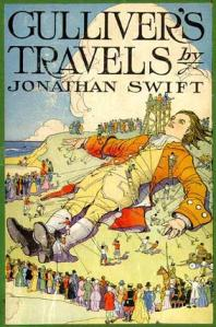 Gullivers Travel book cover