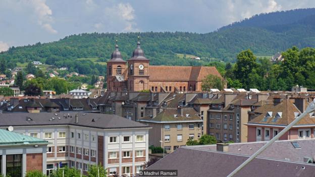 Fr town