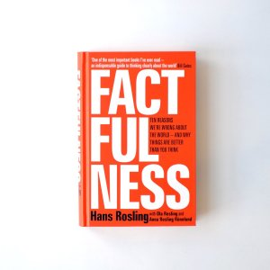 factfulness book cover