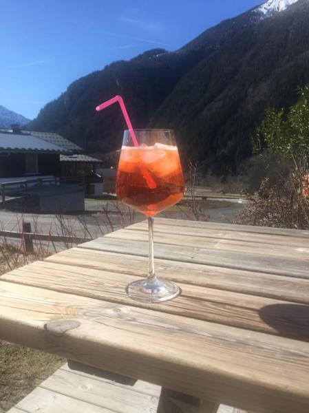 Aperol in Les Bossons 2020