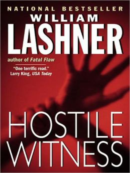 Hostile Witness book cover